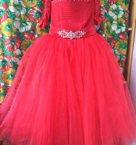 Платья на выпускной в садик