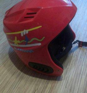 Шлем горнолыжный детский BONE