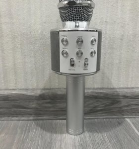 Микрофон-колонка