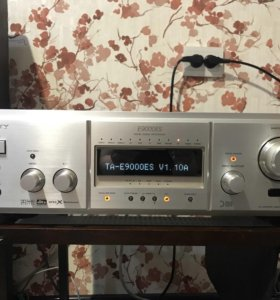 Ресивер SONY E9000ES