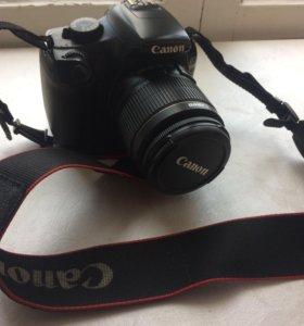 Canon 1100d + сумка