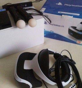 PiayStation.VR (Шлем виртуальной реальности)