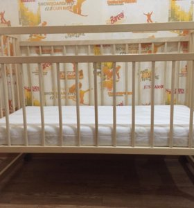 Детская кровать качалка