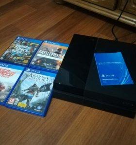 PS 4 (500GB)