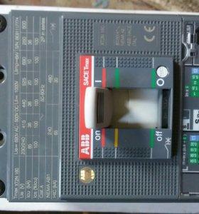 Автоматы ABB 100,160А