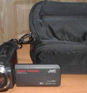 Видеокамера JVC Everio GZ-RX510