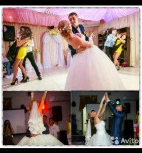 Постановка свадебного танца (танец молодоженов)