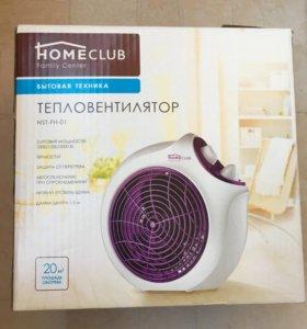 Тепловентилятор HomeClub NST-FH-1