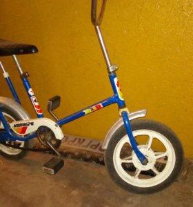 Детский велосипед Колибри
