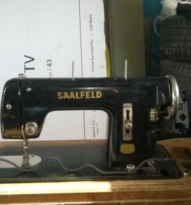 Винтажная швейная машина
