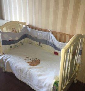 Комплект детской мебели Pali