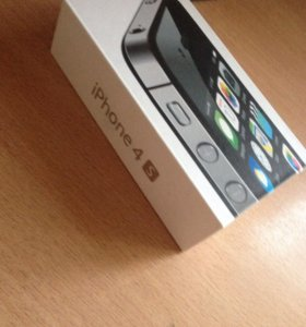 iPhone 4s black 32gb.