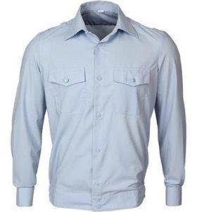 Форменные рубашки с шевронами