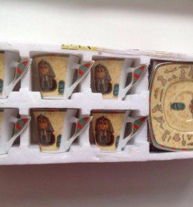 Кофейный набор, новый в упаковке