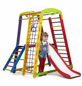 Детский спортивный уголок- Кроха - 1 Plus 2