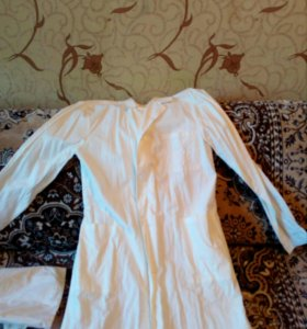 Халат белый 46-48 размер