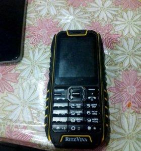Антиударный телефон