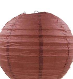 Китайские фонарики (бумажные шары) для декора