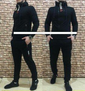 Новый спортивный костюм мужской