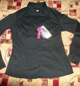 Новая женская рубашка-блузка 42-44