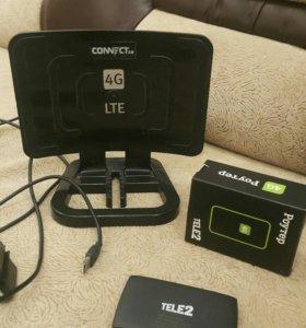 Wi-Fi роутер Tele 2