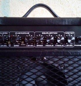 Гитарный комбоусилитель randall RX 15 M