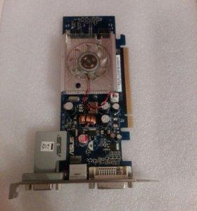 Видеокарта Asus GeForce 7300 gs