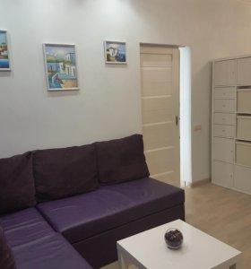 Квартира, 1 комната, 45.2 м²