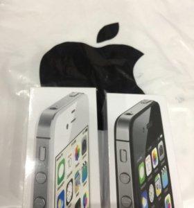 Продам iPhone 4s 16gb новые