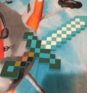 Майнкрафт меч