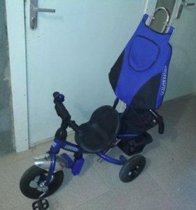 Велосипед детский Mini Trike надувные колеса!