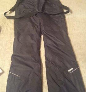Мужские подростковые лыжные брюки ICEPEAK рост 176
