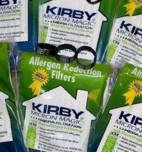 Пылесос Кирби(Kirby),а также мешки,ремни,шампунь