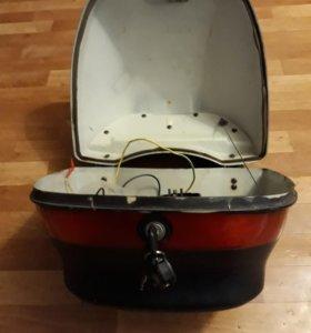 Багажник на скутер или мопед