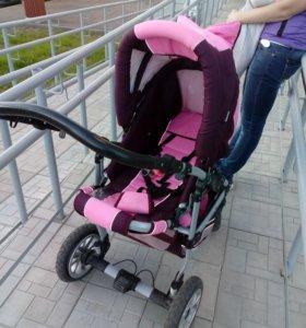 Детская коляска адемакс 2в 1