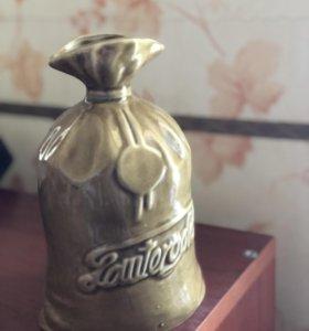Керамическая ваза Мешочек