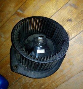 Мотор отопителя на Ваз 2110