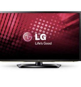 """Телевизор LED 42"""" (106 см) LG 42LM580T"""
