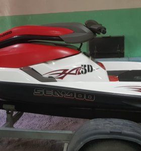 Гидроцикл BRP SEE DOO 3D