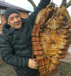 Рыба и продукты холодного копчения