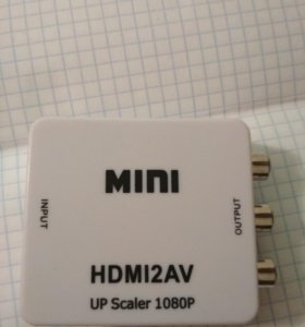 Адаптер HDMI в AV