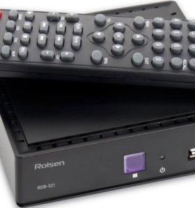 Цифровая приставка (цифровой приёмник) Rolsen