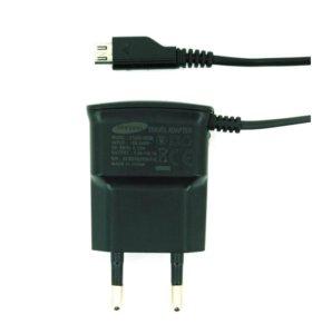 СЗУ 0,7 A USB Micro черное для Samsung