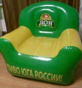 Кресло надувное (2 штуки)