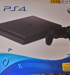Sony Playstation 4 Slim+GTA 5