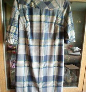 Платье и юбка р-р 48-50