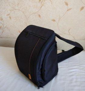 НОВАЯ сумка через плечо для фотографа