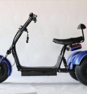 Электро трицикл