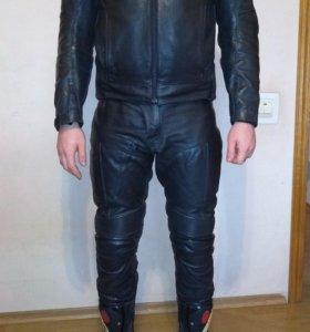 Мотокомбинезон+ботинки+спина
