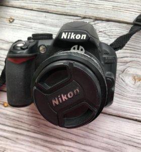 Фотоаппарат Nikon D3100 (не включается)